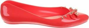 Czerwone baleriny Petite Jolie