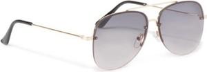 Srebrne okulary damskie Acccessories