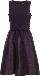 Sukienka Ralph Lauren bez rękawów mini