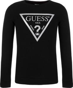 Bluza dziecięca Guess z bawełny