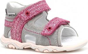 Buty dziecięce letnie Wojas ze skóry