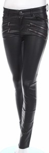 Czarne spodnie Sinéquanone