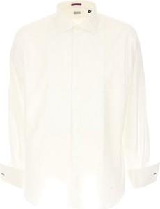 Koszula Paul Smith z długim rękawem z bawełny