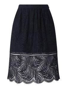 Spódnica Tommy Hilfiger midi z bawełny