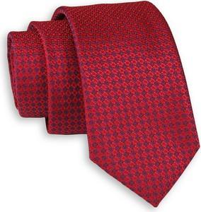 Czerwony krawat Chattier