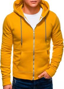 Żółta bluza Edoti w młodzieżowym stylu
