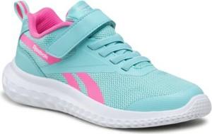 Buty sportowe dziecięce Reebok ze skóry dla dziewczynek