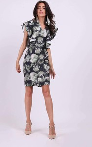Sukienka Nommo z dekoltem w kształcie litery v mini