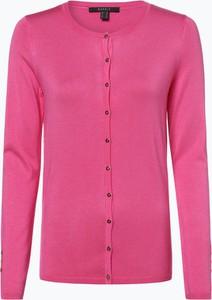 Różowy sweter Esprit z dzianiny w stylu casual
