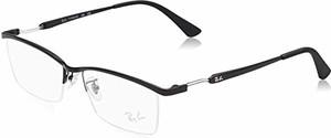 amazon.de Ray-Ban męskie oprawki do okularów 0RX 8746D 1074 55 czarne (matowa czerń),