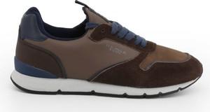 Buty sportowe U.S. Polo sznurowane ze skóry