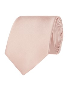 Różowy krawat Montego