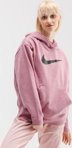 Bluza Nike w sportowym stylu z nadrukiem