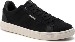 Jack & Jones Sneakersy JACK&JONES - Jfwolly 12140984 Antracite