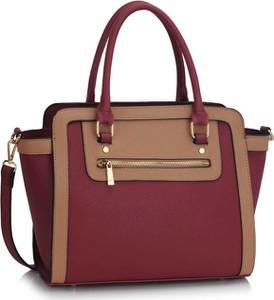 0b8fc5402840a brązowa torebka - stylowo i modnie z Allani