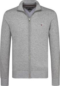 Bluza Tommy Hilfiger z dresówki w stylu casual