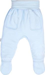 Ewa Collection Półśpiochy niemowlęce TYMON niebieski NewYorkStyle