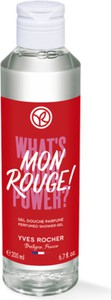 Yves Rocher Perfumowany żel pod prysznic Mon Rouge