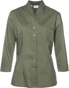 Zielona bluzka bonprix