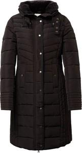 Czarny płaszcz Tom Tailor