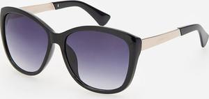 Niebieskie okulary damskie Reserved
