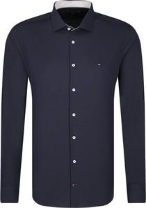 Koszula Tommy Tailored z bawełny
