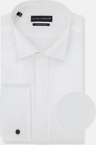 Koszula Pako Lorente z długim rękawem z bawełny