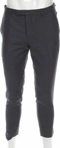 Granatowe spodnie Twisted Tailor