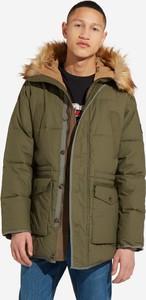 Zielona kurtka Wrangler