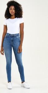 Jeansy Big Star w street stylu z jeansu