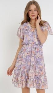 Sukienka born2be trapezowa mini