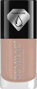 C227 Lakier do paznokci z odżywką Semilac Color&Care 7ml