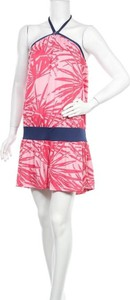 Różowa sukienka Johnny Martin prosta mini