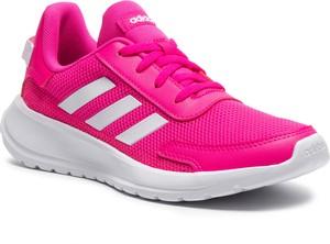 Różowe buty sportowe dziecięce eobuwie.pl sznurowane