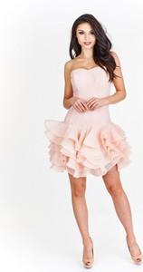 Sukienka Betty M gorsetowa mini