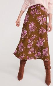 Spódnica Reserved w stylu retro
