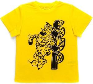 Żółta bluzka dziecięca Stella McCartney