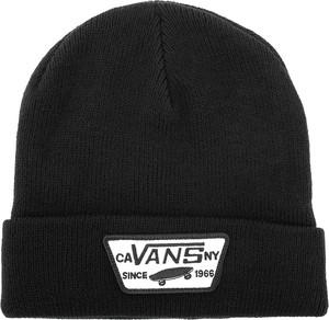 Czarna czapka Vans