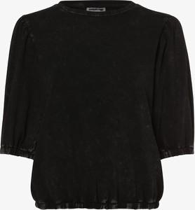 Bluzka Noisy May w stylu casual z okrągłym dekoltem z długim rękawem