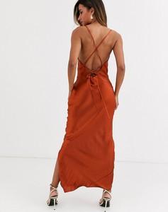 Sukienka Asos na ramiączkach