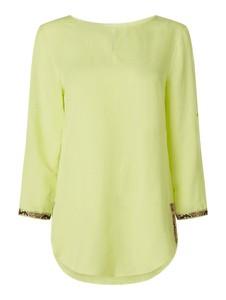Bluzka Eterna z długim rękawem w stylu casual