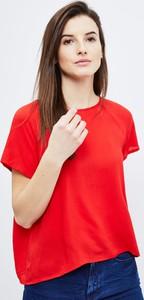 Moodo.pl bluzka koszulowa z wiązaniem