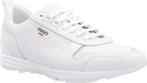 Hugo Boss Hugo Skórzane sneakersy Hybrid Runn