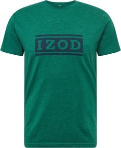 Zielony t-shirt Izod