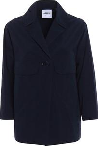 Płaszcz Aspesi w stylu casual z wełny
