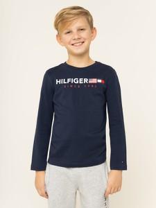 Bluzka dziecięca Tommy Hilfiger z długim rękawem