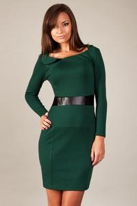 Sukienka sukienki.pl w stylu casual z długim rękawem