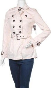 Różowy płaszcz CLOCKHOUSE
