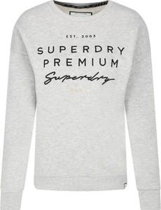Bluza Superdry krótka w stylu casual