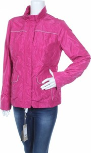 Różowa kurtka Romeo Gigli krótka